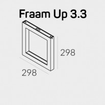 Labra Светильник потолочный 3-1362 Fraam Up NT
