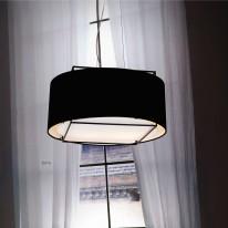 Pride Светильник подвесной 8676S black