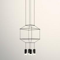 Светильник подвесной 8834-4