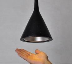 Pride Светильник подвесной 85162P/S black