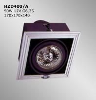 Светильник врезной HZD 401/A