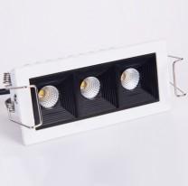 Светильник линейный врезной  SL-SD7003