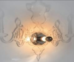 Настенный встроенный светильник 1066W