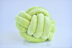 Декоративная подушка-узел. Knot1 .Большой тройной узел