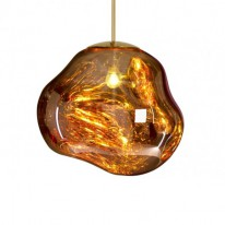 Подвесной светильник  89305 M gold