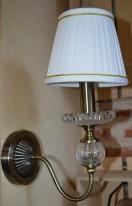 Настенный светильник БРА PRIDE W 599131A