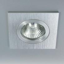 Точечный светильник  7828 alu
