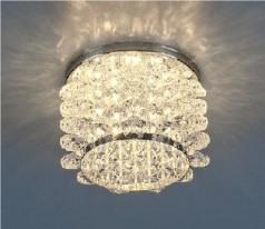 Точечный светильник PRIDE S47248 CH/WH