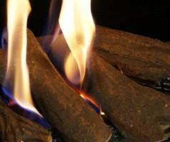 Керамические дрова для биокамина Ceramik wood