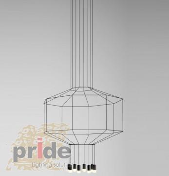 Pride Светильник подвесной 9834-8