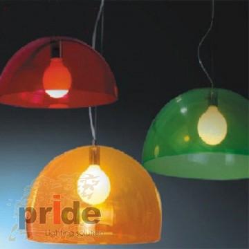 Pride Подвесной светильник PRIDE S-3050/1S yellow
