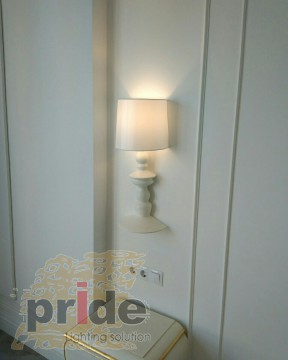 Pride Светильник настенный Бра 50001/1