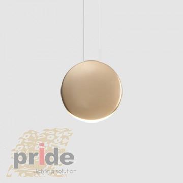 Pride Светильник подвесной 79203M gold