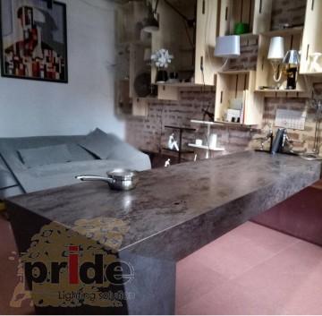 Pride Стол со встроенной плитой Jun 01/35
