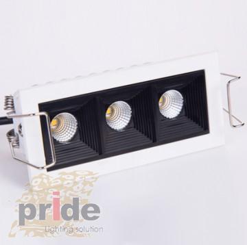 Pride Светильник линейный врезной  SL-SD7003