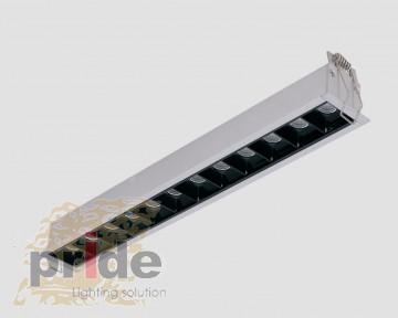 Pride Светильник линейный врезной  SL-SD70012