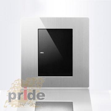 Pride А69 1K одноклавишный выключатель с LED индикатором