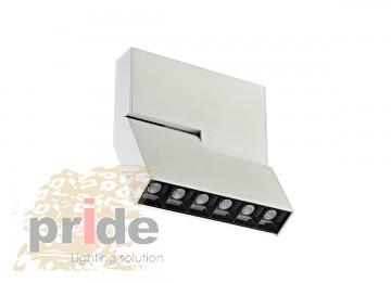 Pride Светильник на  магнитную шину Lunar 7006 white