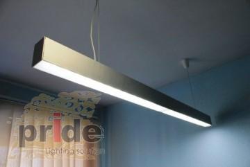 Pride Профильный светодиодный светильник KR3535