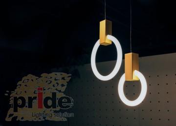 Pride Светильник подвесной 9813P/S