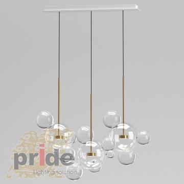 Pride Подвесной светильник 89214P/3L