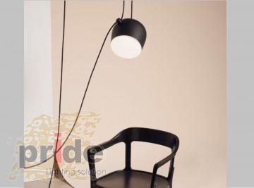 Pride Светильник подвесной 85711-2 black