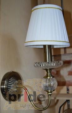 Pride Настенный светильник БРА PRIDE W 599131A