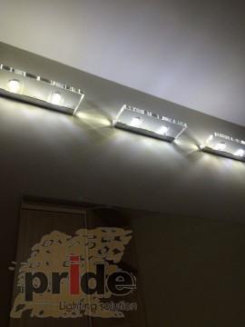 Pride Настенный светильник БРА PRIDE 5014-2 G9