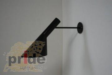 Pride Настенный светильник БРА 58704W black