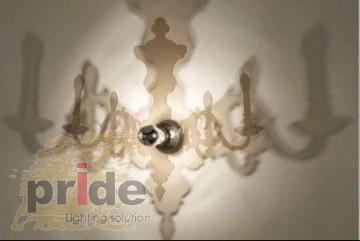 Pride Настенный светильник БРА 51066W-clear