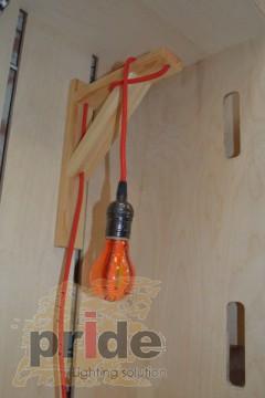 Pride Настенный светильник БРА  LOF009