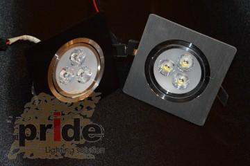 Pride Точечный светильник PRIDE 7828 Led Alu