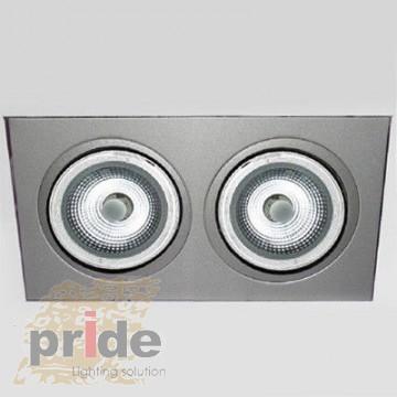 Pride Точечный встраиваемый светильник PRIDE CBCDMT2