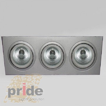 Pride Точечный встраиваемый светильник PRIDE CBCDMT3