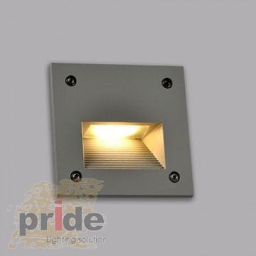Pride Точечный встраиваемый наружный светильник E76007