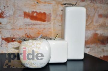 Pride Статуэтка Декоративное яблоко DB-RE095WT
