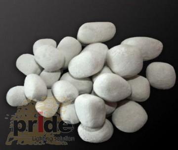 Pride Аксессуары для биокамина White pebble