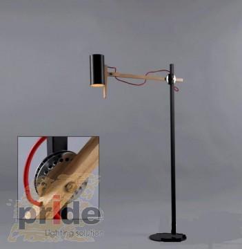 Pride Напольный светильник ТОРШЕР 39052F