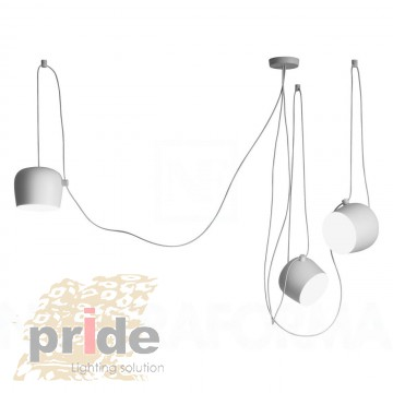 Pride Подвесной светильник 89069/3 white