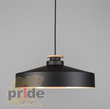 Pride Светильник подвесной 89061/C black
