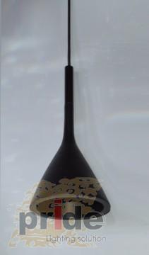 Pride Светильник подвесной 85163P/S black
