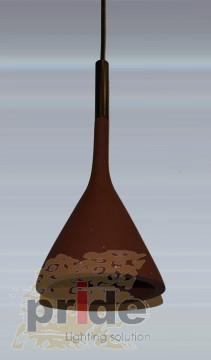Pride Светильник подвесной 85163P/S brown