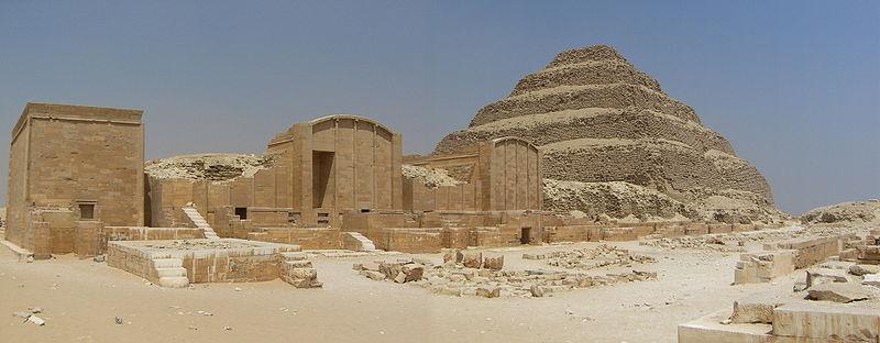 Великий архитектор Имхотеп