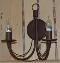 Настенный светильник D600W