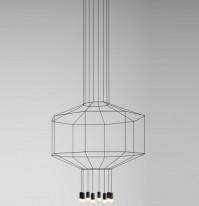 Светильник подвесной 9834-8