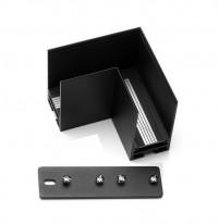 Угловой соединитель 90° для магнитной системы MG 71 (Sandy black)