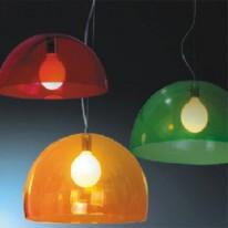 Подвесной светильник PRIDE S-3050/1S yellow
