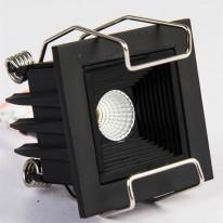 Светильник линейный врезной  SL-SD7001 bl