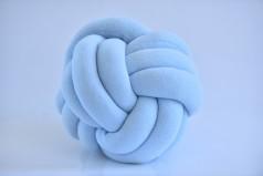 Авторское Декоративная подушка-узел. Knot .Большой тройной узел