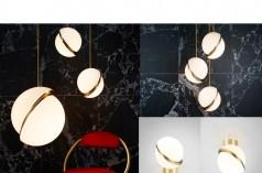 Pride Подвесной светильник  89182 S/3M gold